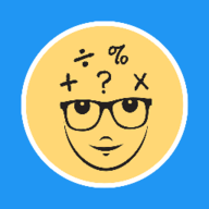 Math Master - Brain Quizzes logo