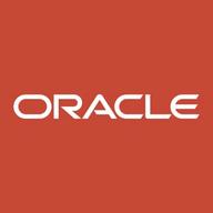 Oracle Blockchain logo