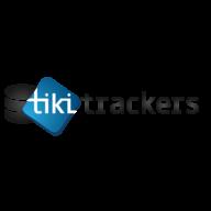 Tiki Trackers logo