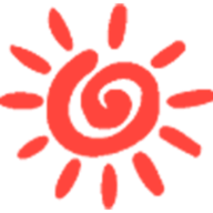 Web Design Sun logo