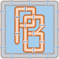 Piped Blocks logo