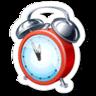 Power Alarm Clock - Free logo
