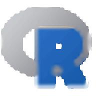 R Lang logo