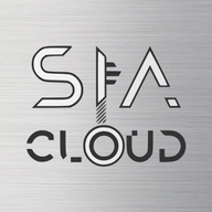 Sia Cloud logo