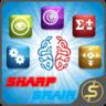 Sharp Brain logo