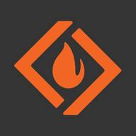 Flush logo
