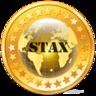 Staxcoin logo