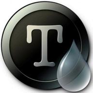 TextDrop logo
