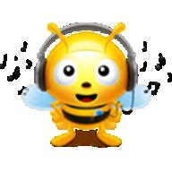 BeeMP3 logo
