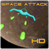 Space Attack HD logo