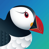 Puffin Web Browser logo
