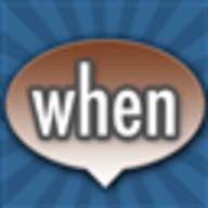 When.me logo