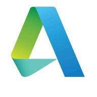 Autodesk DWG TrueView logo