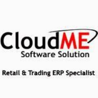Cloudme Restaurant POS Software logo