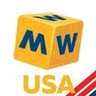 Megawork USA logo